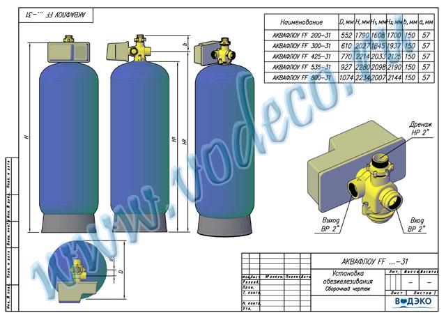 aquaflow FF31